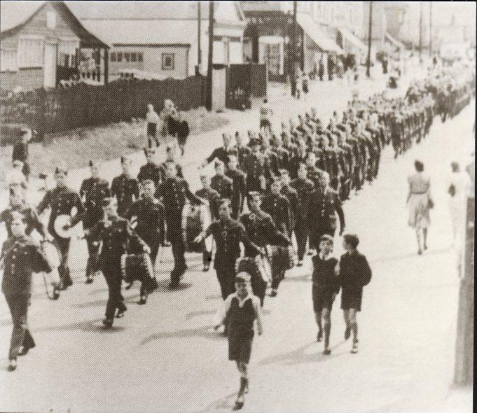 Tilbury Boys' Brigade 1939?