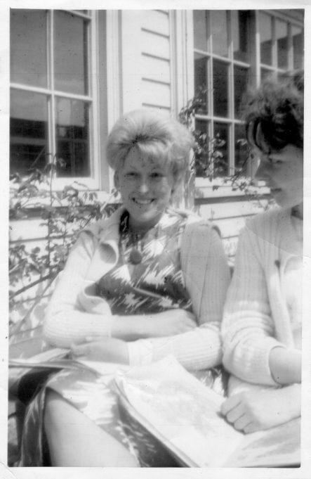 Nina Burton and Janet Gipson | Nina Humphrey(née Burton)