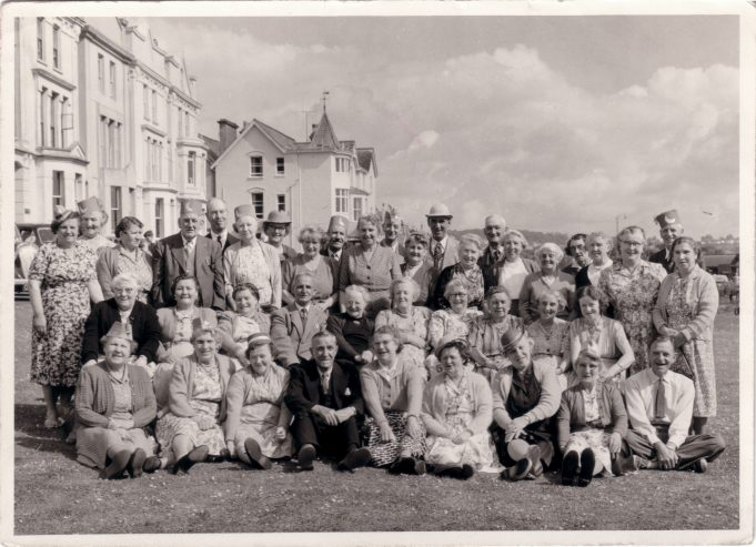 Langdon Hills Over 60s or The Women's Guild outing.  Same place, possible a different year. | Judith Howgego (née Dutnall)