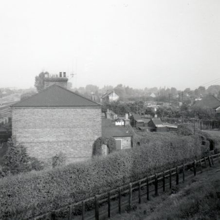 Railway Cottages from Bridge (also in Little Bursted) | Ken Bird