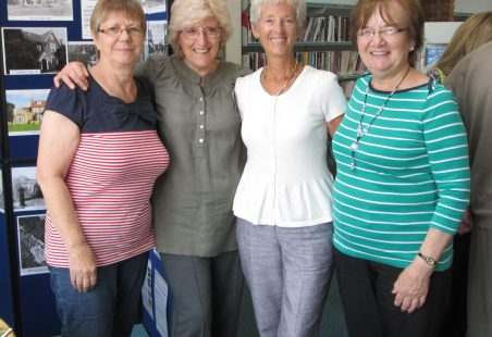 Another 'Memory Day' Reunion at Laindon Library