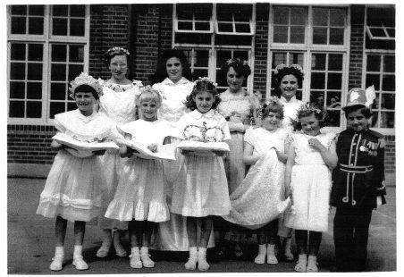 May Queen 1956/57