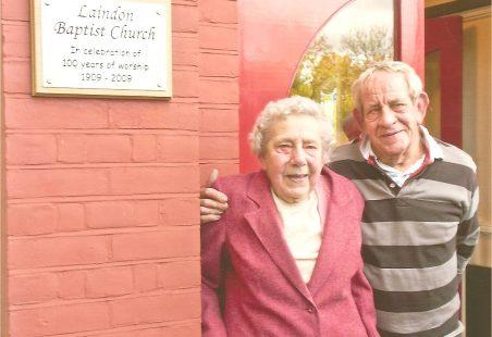 Hilda Kiddell's Laindon War Memories