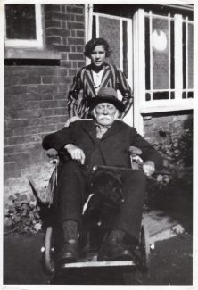 DR. W. J. Shannon and Daughter   Ann & John Rugg