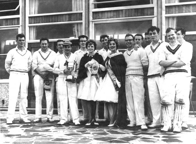 Laindon Cricket Team 1963