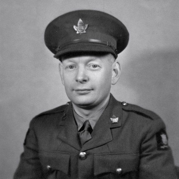 Philip - somewhere in England 1943. | Greg Wass.