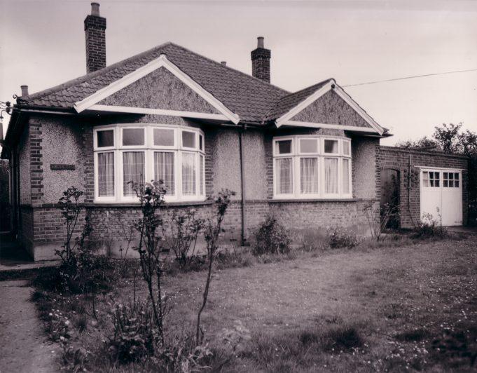 St Michael's, Victoria Avenue, Langdon Hills.  The home of Jill's grandparents, Mr & Mrs Bailey. | Jill Barnes (née Adams)