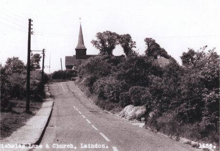Views from Church Hill, Laindon