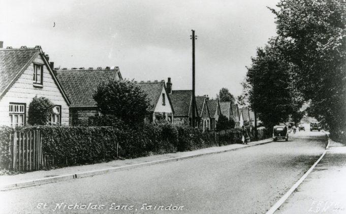 St. Nicholas Lane, Laindon | Barry Ellerby