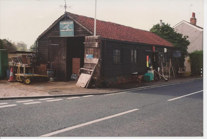 Blacksmiths, Lower Dunton Road