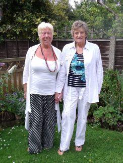 Sylvie & Anne