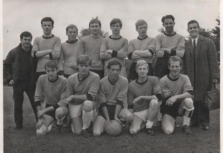 Manor United Football Team