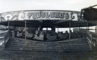 Presland's - The Ark. The National Fairground Archive. |