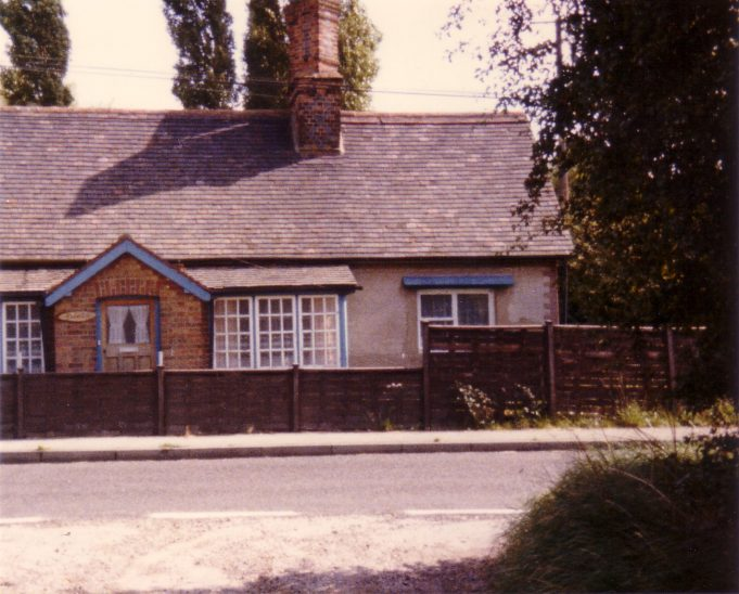 2. The old Dunton School 1980. | Nina Humphrey