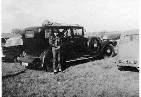 The Old Daimler