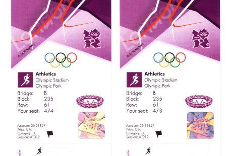 Olympic Trip 2012