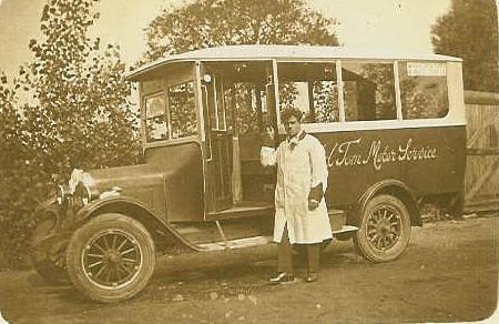 Old Tom Motor Service