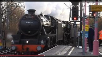 Steam Train | John Barnes