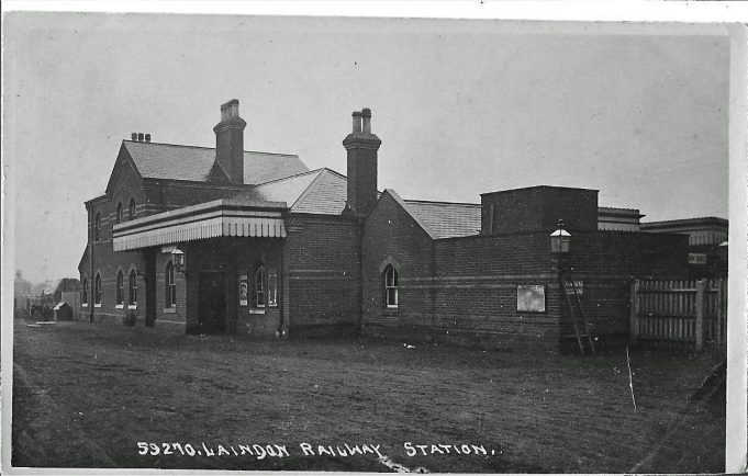 Laindon Station pre 1910