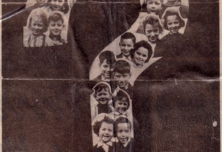 Markham's Chase School 1950s
