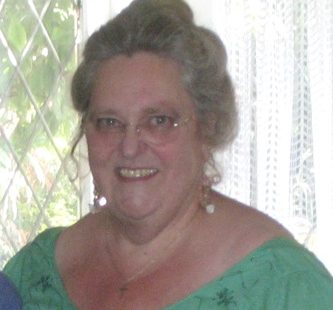 Patsy Mott (née Tyler)