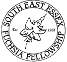 History of South East Essex Fuchsia Fellowship of Laindon.