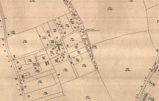 1939 map of area | Ordinance Survey Office