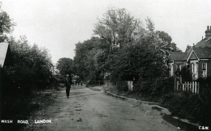 Wash Road, Laindon | Barry Ellerby