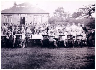 Westley Road Langdon Hills VE Day Party