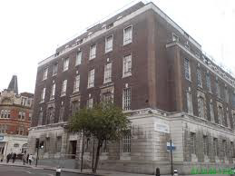 GPO Telephonist training in Threadneedle Street in the City of London