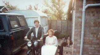 Ambassador & Chair, 1980