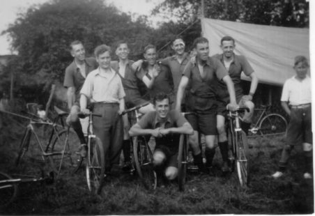 Laindon Bicycle Polo Team