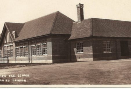 Laindon High Road School