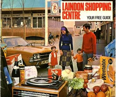 Laindon Shopping Centre