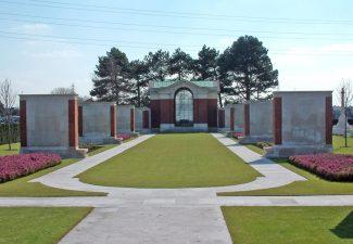 Dunkirk War Memorial