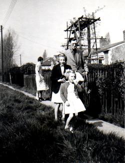 Winifred Archibald's family