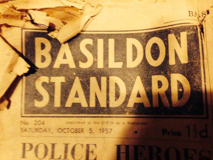 Basildon Standard 1957 | Helen Painter
