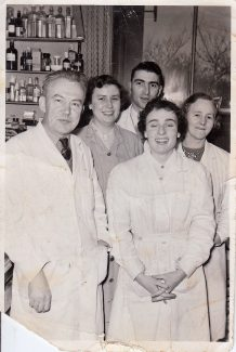 Wilson Chemists | Doris Sarfas née Martin