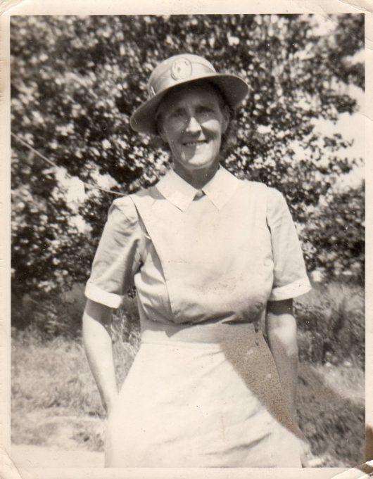 My Mum - nurse Trickey | Jose Morris née Bowen