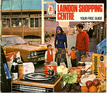 Laindon Shopping Centre Free Guide