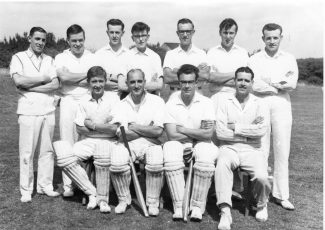 Photographs of Laindon Cricket Club Teams | Geoff Fynn