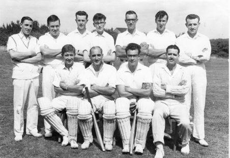 Photographs of Laindon Cricket Club Teams