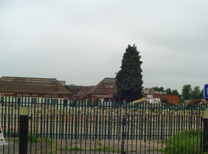 Laindon High Road School  (THE END )