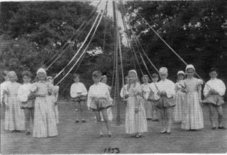 1953 Coronation Maypole Dance | Patsy Mott