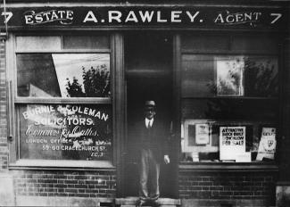 Alfred Rawley
