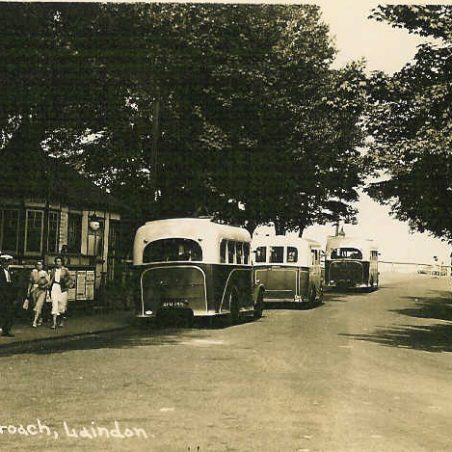 City Buses 1937