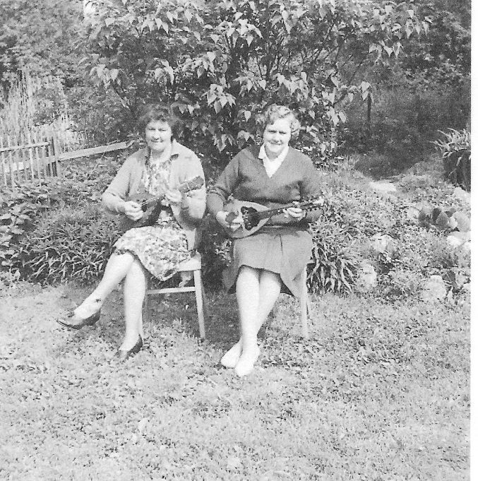 Who remembers Agnes (Annie) Jones and her Mandolin?