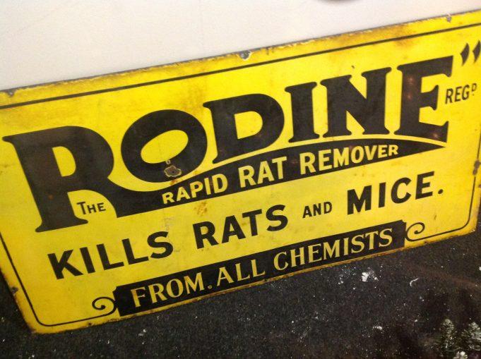 Relph's the Chemist.