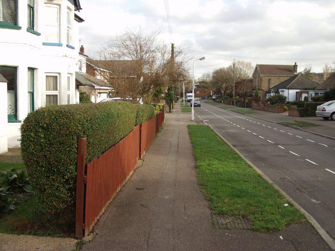 Number 24 Vowler Road - Jack Lockett's house
