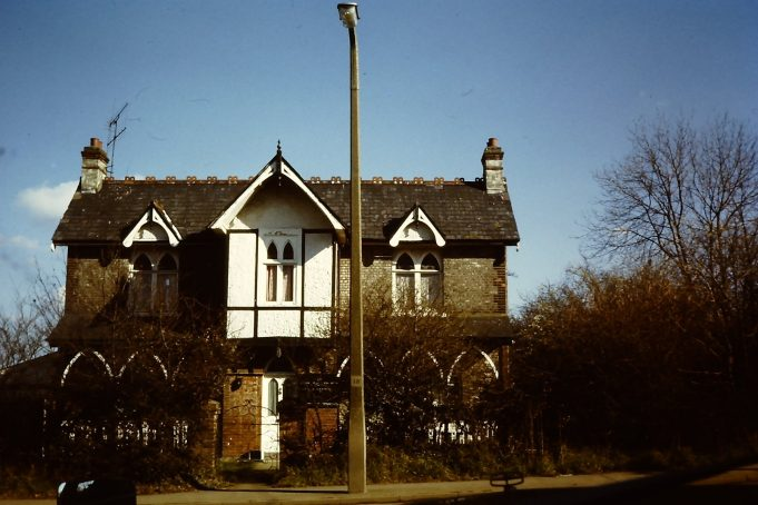 Park Lodge – Synagogue 1968 – 1976